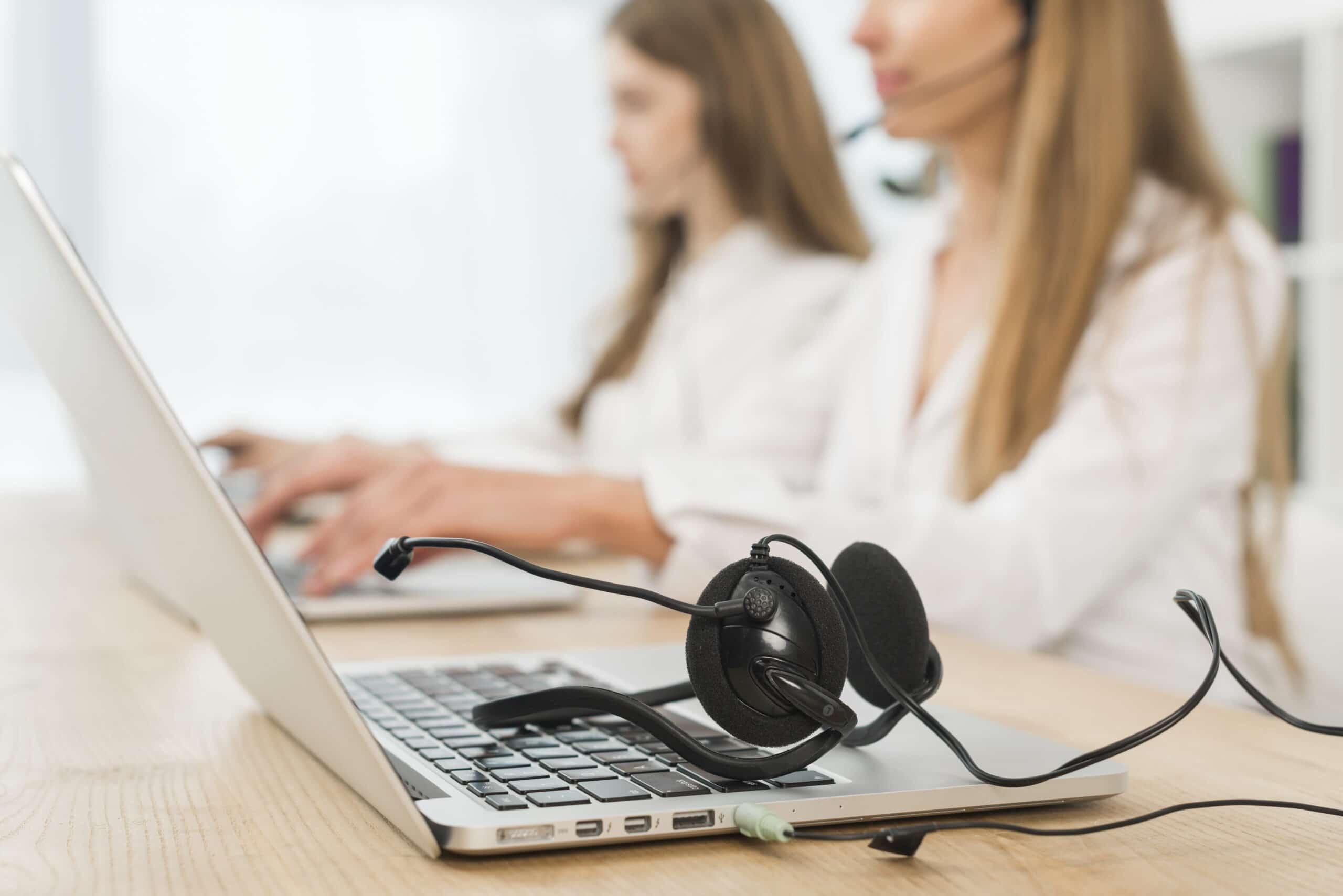 Bookingsystem med kundeservice